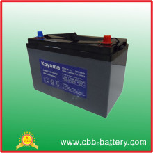 135ah 12V Deep Cycle Gel Battery for Floor Marchine