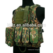 Factory Directly Supply High Quality ACU Tactical Vest