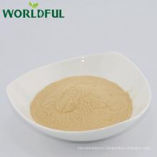 source d'engrais organique 45% poudre d'acide aminé / poudre de composé d'acide aminé