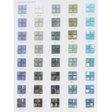 Mosaico de cristal para el cuarto de baño, cocina, piscina