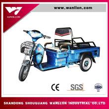 Низкая цена для грузов Электрический Трицикл с кабиной для взрослых