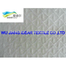 TC Grid dot jacquard Fabric for Taekwondo