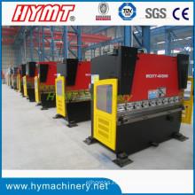 WC67Y-40X2000 small type hydraulic carbon steel press brake