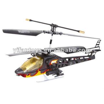¡Venta caliente 2012 !!! Nuevo estilo 3 CH mini helicóptero de R / C 9818