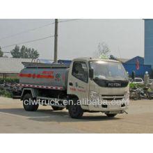 Preço baixo Foton 6-7M3 reabastecimento caminhão