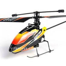 4CH 2.4Ghz V911 RC Helicóptero 23cm Radio Control Remoto RTF solo hélice Pantalla LCD Girocompás