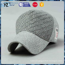 Hot selling different types baseball cap flat top reasonable price
