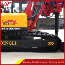 Shandong vende plataformas de mineração do tipo rastreador de alta qualidade