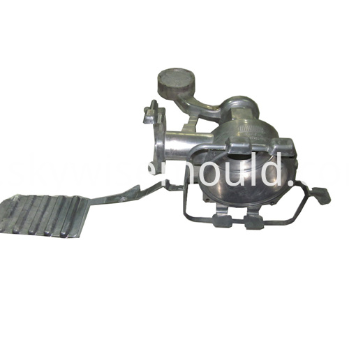 Die casting automotive braking mold