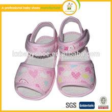 Sapatos baratos baratos para bebês Summmer na China