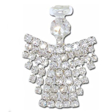 fashion rhinestone wedding brooch
