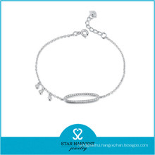Best Selling Silver Wire Women Bracelet (B-0022)