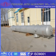 High Efficiency Jx Large Vertical Industrial Glass Steel Glass Distillation Column with TUV Certify