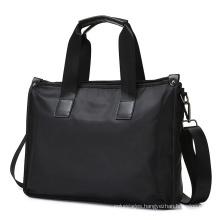 multi-function men's business travel bag 14 inch nylon document bag  laptop bag