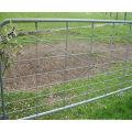 Galvanized Steel Metal Livestock Fence
