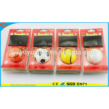 Novelty Design High Quality Rubber Hi Bouncing Rubber Ball