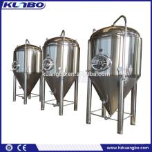 Tanque de fermentación de diferentes volúmenes vendido a Reino Unido, Suecia y Noruega