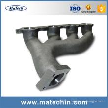 Suministros de fundición de China de buena calidad colector de escape de hierro fundido