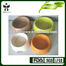 Biodegradable pet bowl al por mayor