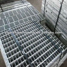 Hop Galvanized Balcony Steel Grating Manufacturing