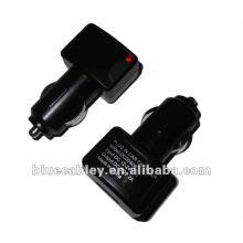 Chargeur de voiture USB pour iphone 5 sur 5V1200MA et 5V2000MA