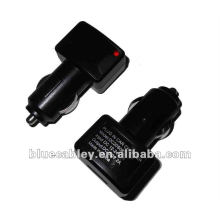 USB Car Charger for iphone 5 on 5V1200MA & 5V2000MA