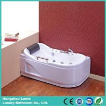 Nice Design Cheap Massage Bathtub with Handle (TLP-683)