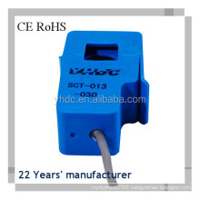 YHDC current sensor of split core current sensor SCT-013-000V
