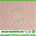 Tecido não tecido de PP em cross-design em alta qualidade Cambrelle100%