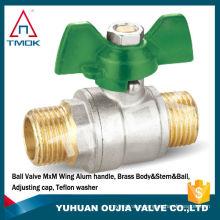 TMOK Forged Male Brass Ball Valves for Pex-al-pex Pipes