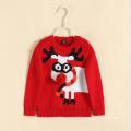 chandail d'hiver de vente chaude vêtements de Noël swearter pour les bébés filles