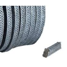 Embalaje de fibra acrílica tratado con grafito