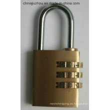 25mm de alta seguridad de combinación de latón candado (110253)