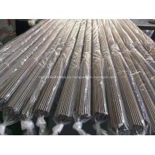 Трубка из никелевого сплава 600 N06600 отожженная