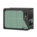 Compresor de aire de doble tornillo sin aceite WBV-37A