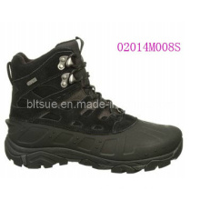 Waterproof TPU Shell Upper in a Cold Weather Hiking Boot Shoes