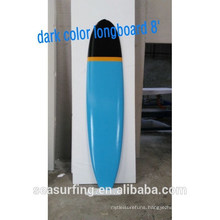 2015 surfboard cover dark color paddle carbon longboard 8' ~!