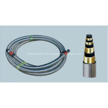 Anti-flaming & Fire-resistance Rubber Hose