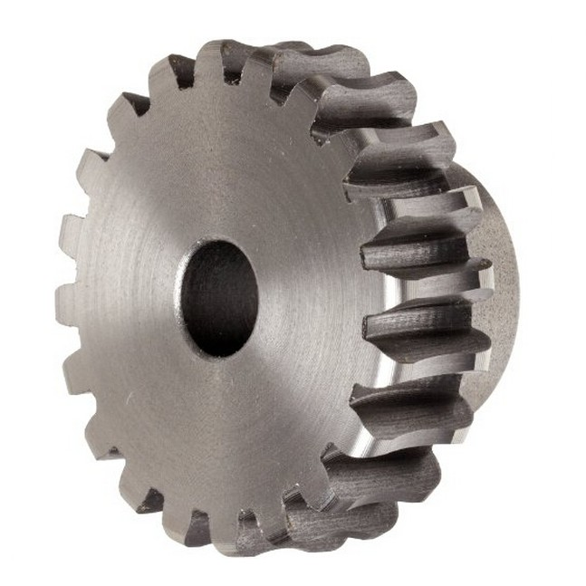 Steel Pressure Angle Worm gear for Servo Motor