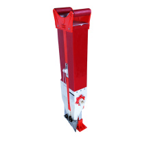 Hand push Garden Seeder Spreader