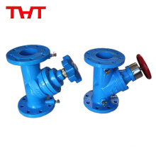 High pressure digital locked balance valve