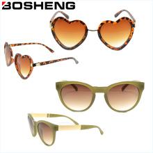Nouveaux accessoires de mode Lunettes de soleil Unisex Eye Glasses