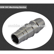 Custom high polished central machinery parts_Machinery lathe parts