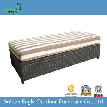 Modern Veranda Wicker Stroage Box