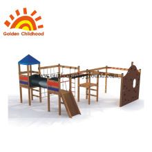 Outdoor playground musical instruments wood  carpet