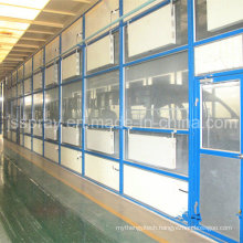 Best Quality Electrophoresis Coating Equipment with Water Retrieving Painting Booth