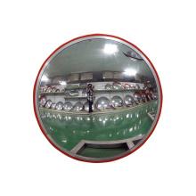 30cm PC Road Convex Mirror, Indoor Convex Mirror and Concave Mirror, Portable Anti Theft Mirror/