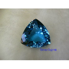 Swiss Blue Topaz Big Size Gemstones 20CT up a Piece