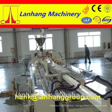 PVC, PP, PE, PC, ABS Small Profile Extrusion Line
