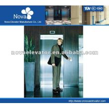 Hairline/etching/mirror stainless steel elevator for building, electrical